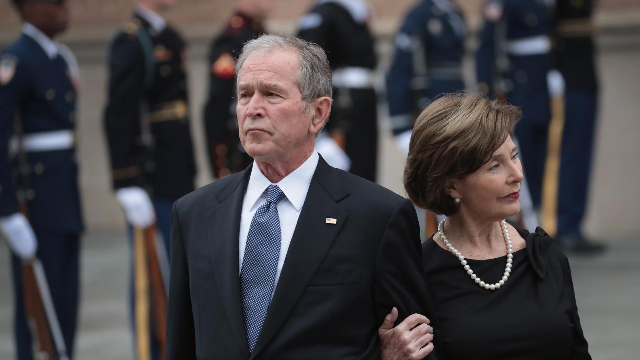 Джордж У. Буш изрази съжаление, че Америка е разединена 20 години след атентатите от 11 септември