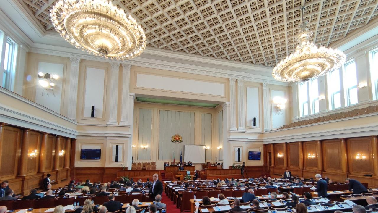 Политическите сили в 46-ото Народно събрание одобряват датата на предсрочните парламентарни избори