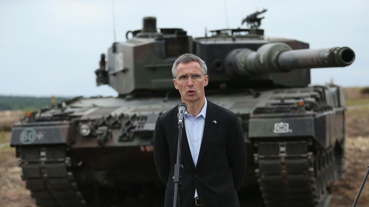 Столтенберг: Борбата срещу тероризма ще продължи