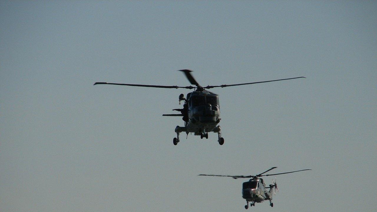 Военен хеликоптер е свален в Кот д'Ивоар, на борда вероятно са били трима българи