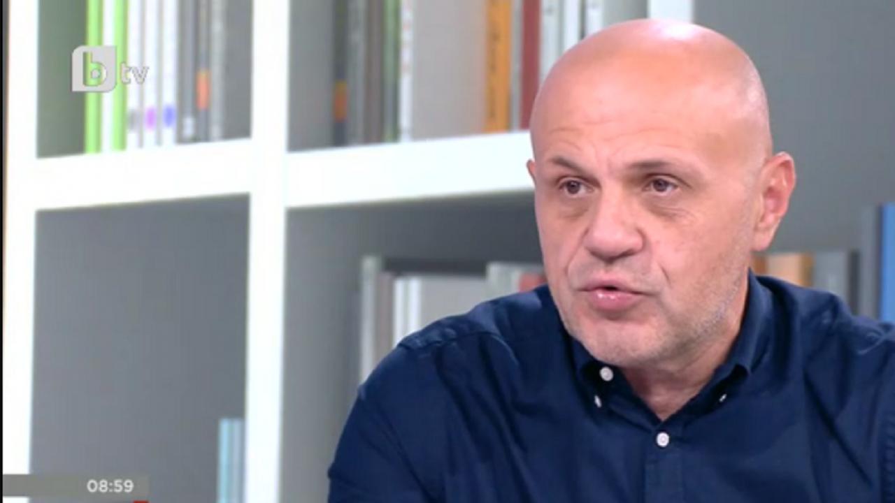 Томислав Дончев разкри влиза ли Борисов в битката за президент