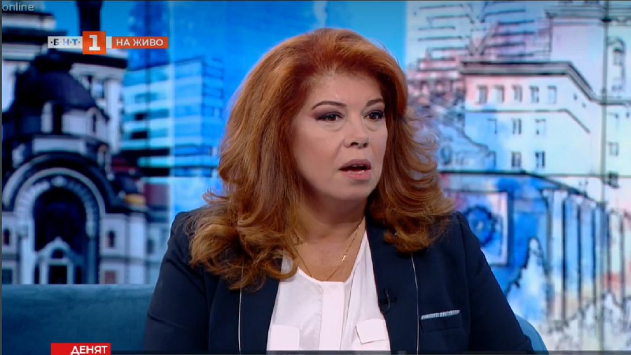 Илияна Йотова: Дали вот 2 в 1 е най-доброто, ще видим на изборите