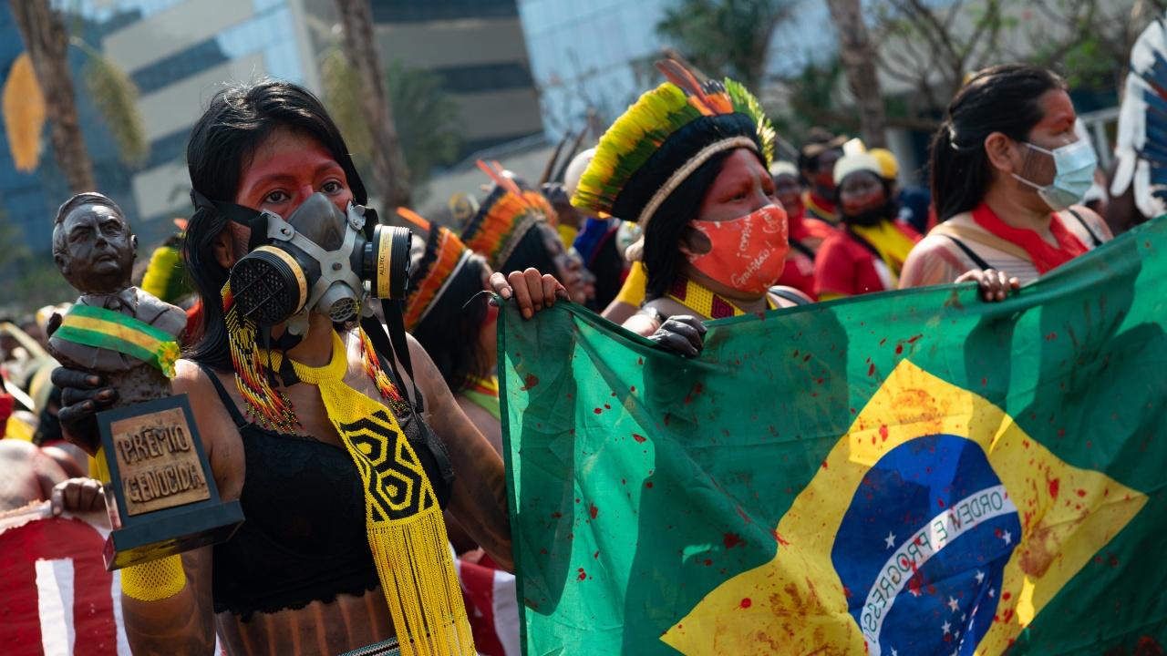 Протестите срещу Болсонаро в Бразилия свидетелстват за слаба народна подкрепа за импийчмънт