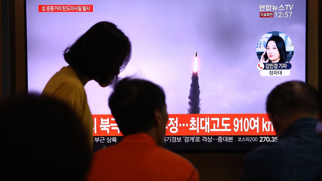 Северна Корея извърши изпитания на крилати ракети с голям обсег