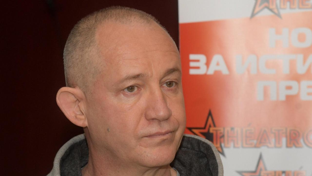 Христо Шопов стана жертва на хакери
