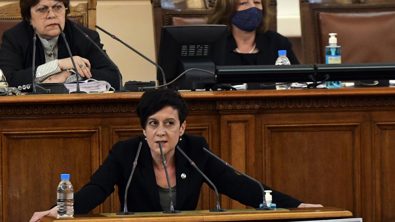 Антоанета Цонева: ГЕРБ остава все така токсична партия, няма как да разговаряме с нея