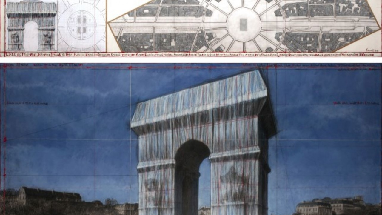 Поетът Николай Милчев: За пакетирането на Триумфалната арка