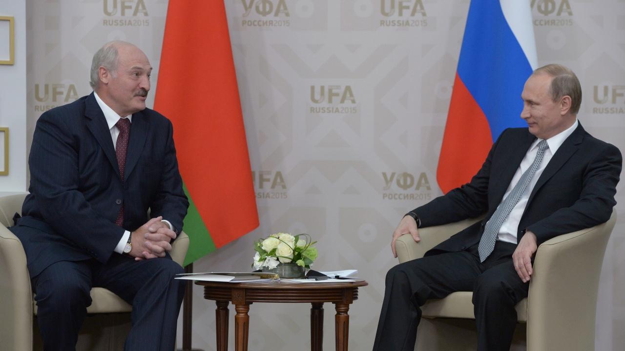 Лукашенко изяви желание да закупи от Русия оръжие за над 1 млрд. долара