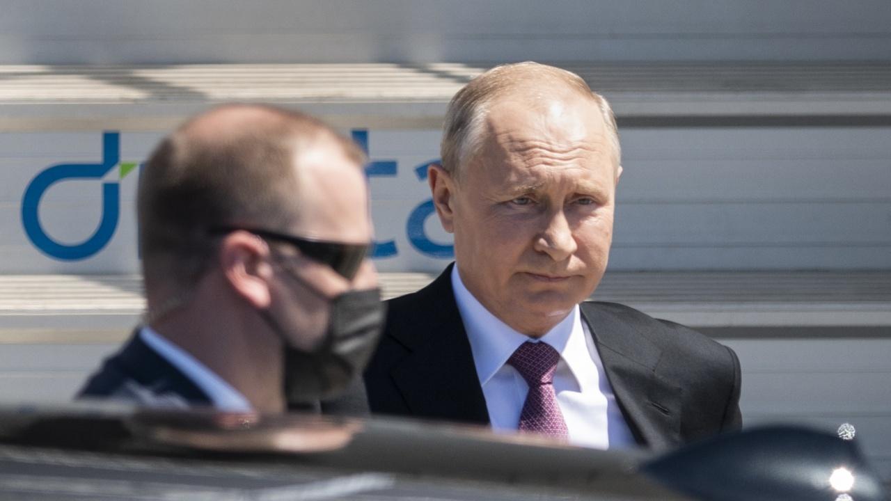 Путин е разговарял с Асад в Москва вчера