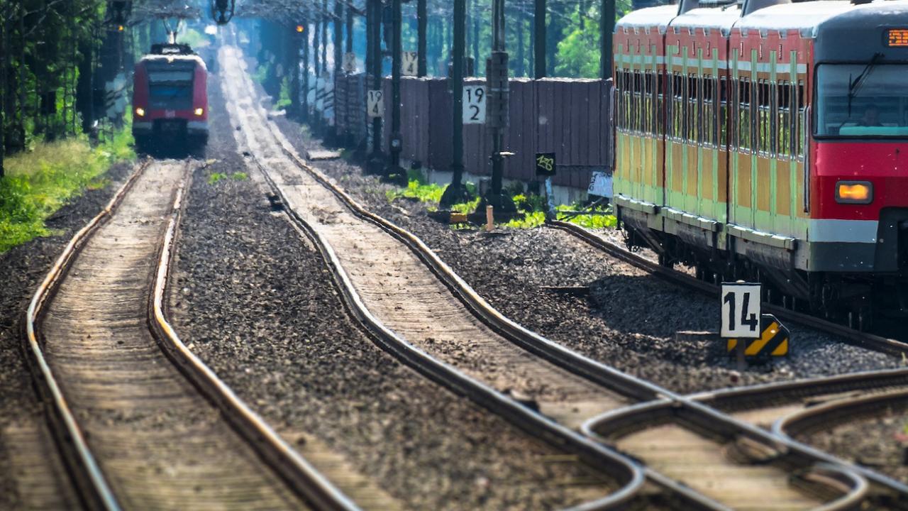 Пловдивчанка обра мъж във влака Бургас-София