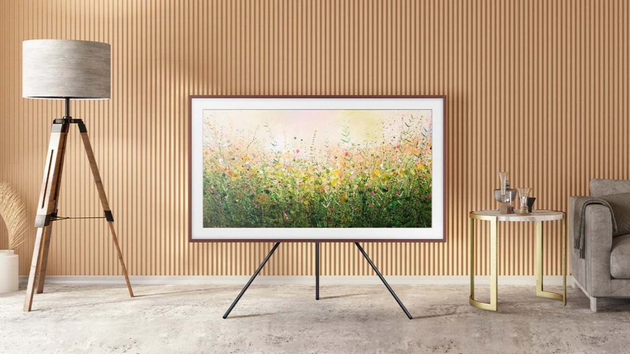 Картина или телевизор? Samsung знаят как да поканят изкуството в дома ви