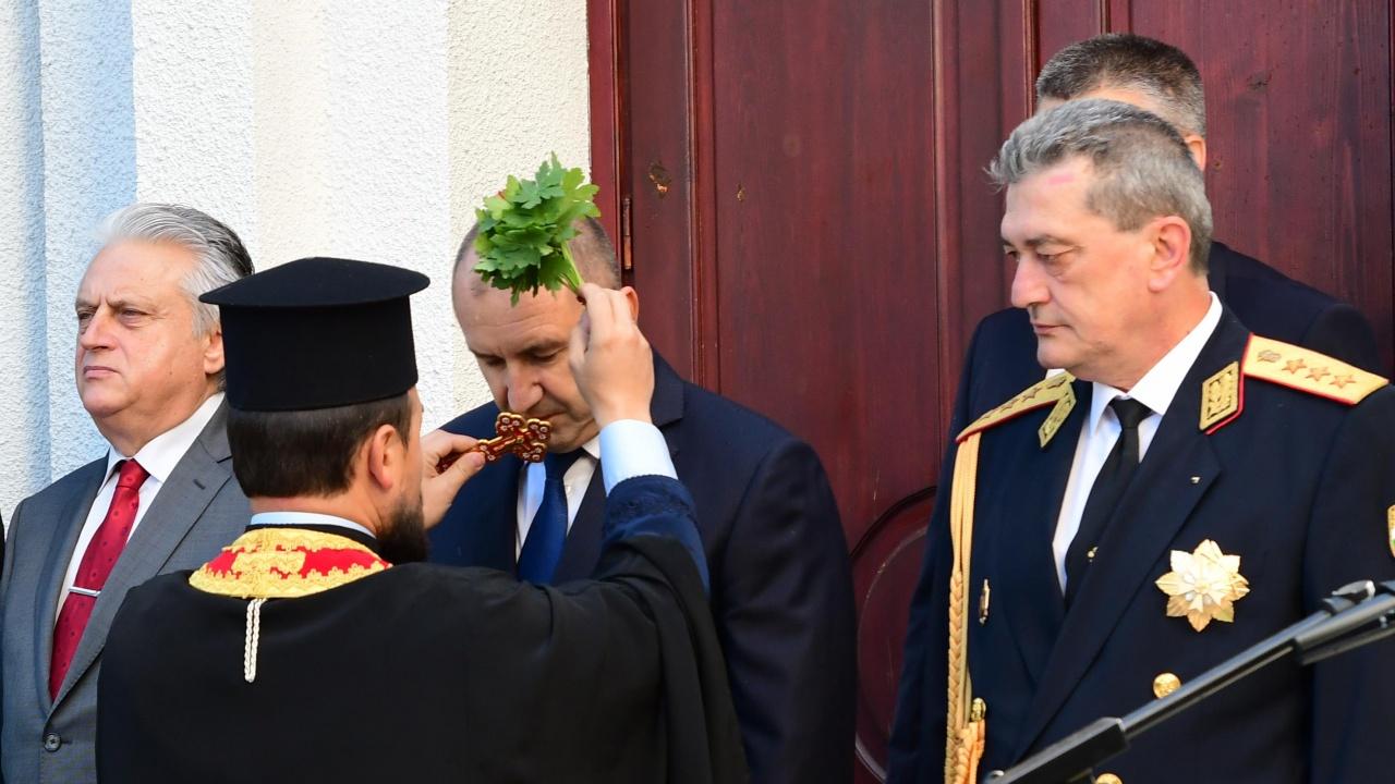 Ден на българския пожарникар, Радев и Рашков уважиха огнеборците