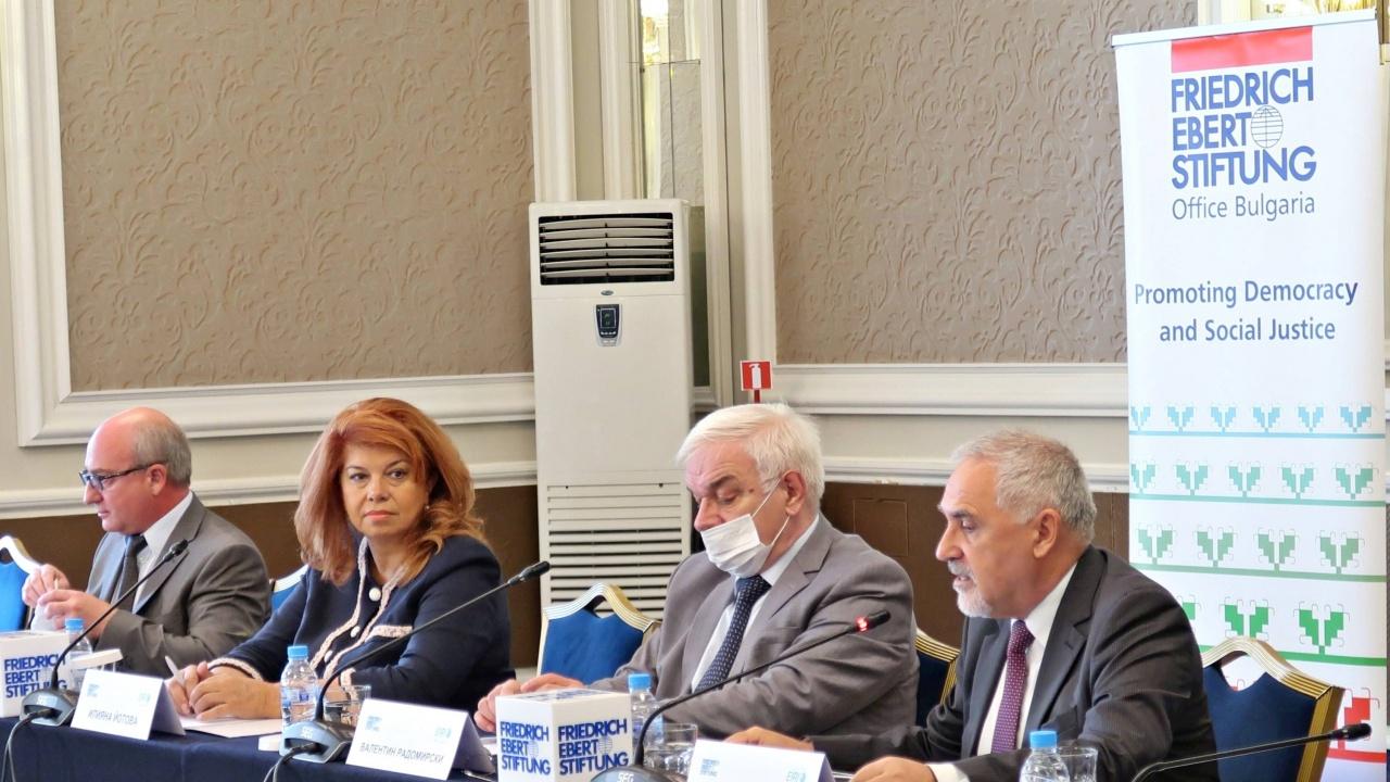 Йотова: Време е да решим каква България искаме след 5-10 години