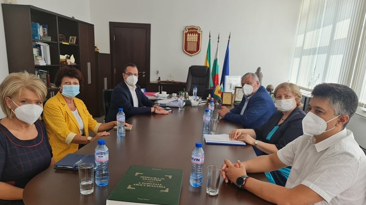 Продължават действията на Община град Добрич по разкриване на Филиал на Медицински университет
