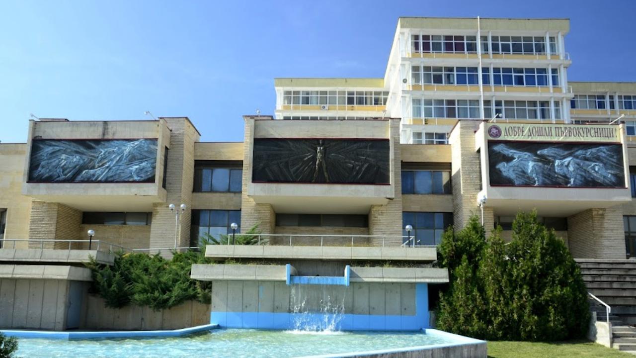 С нова специалност стартира учебната година във филиала на Тракийския университет в Хасково