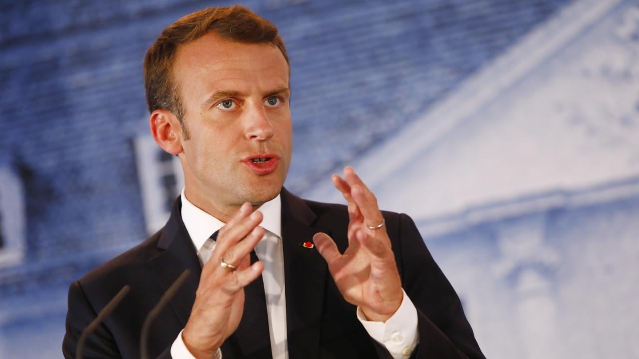 Макрон: Догодина бюджетът на френското вътрешно министерство ще бъде увеличен с 1,5 млрд. евро