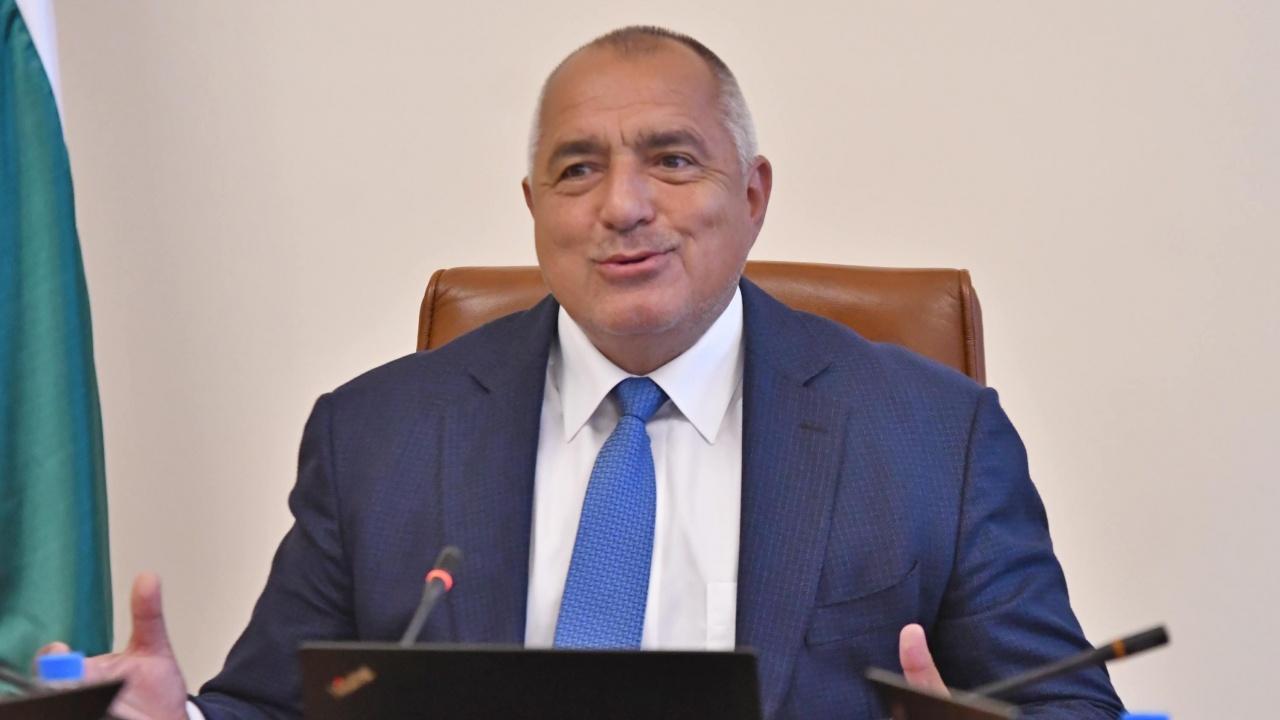 Борисов поздрави първокласниците