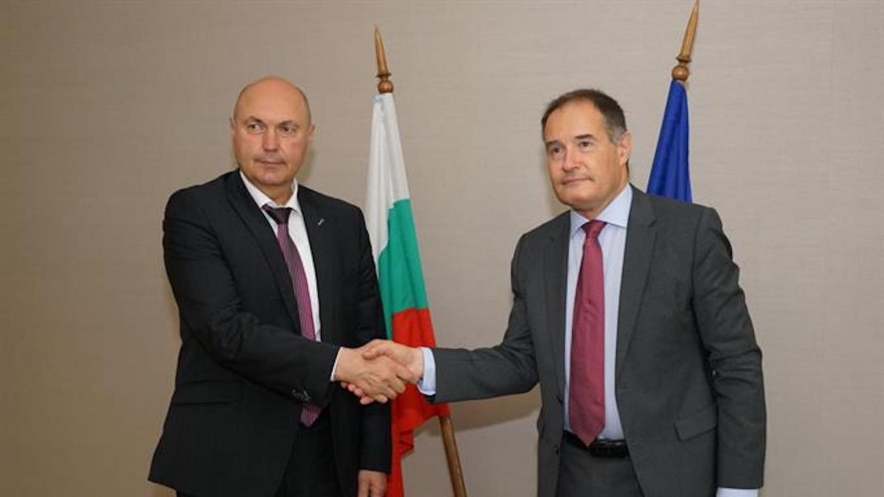 Фабрис Лежери: Удовлетворен съм от възможността да обсъдим с българските власти ситуацията на границата и бъдещото ни партньорство
