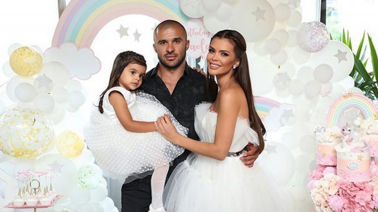 Дъщерята на Преслава с ЧРД като сватба