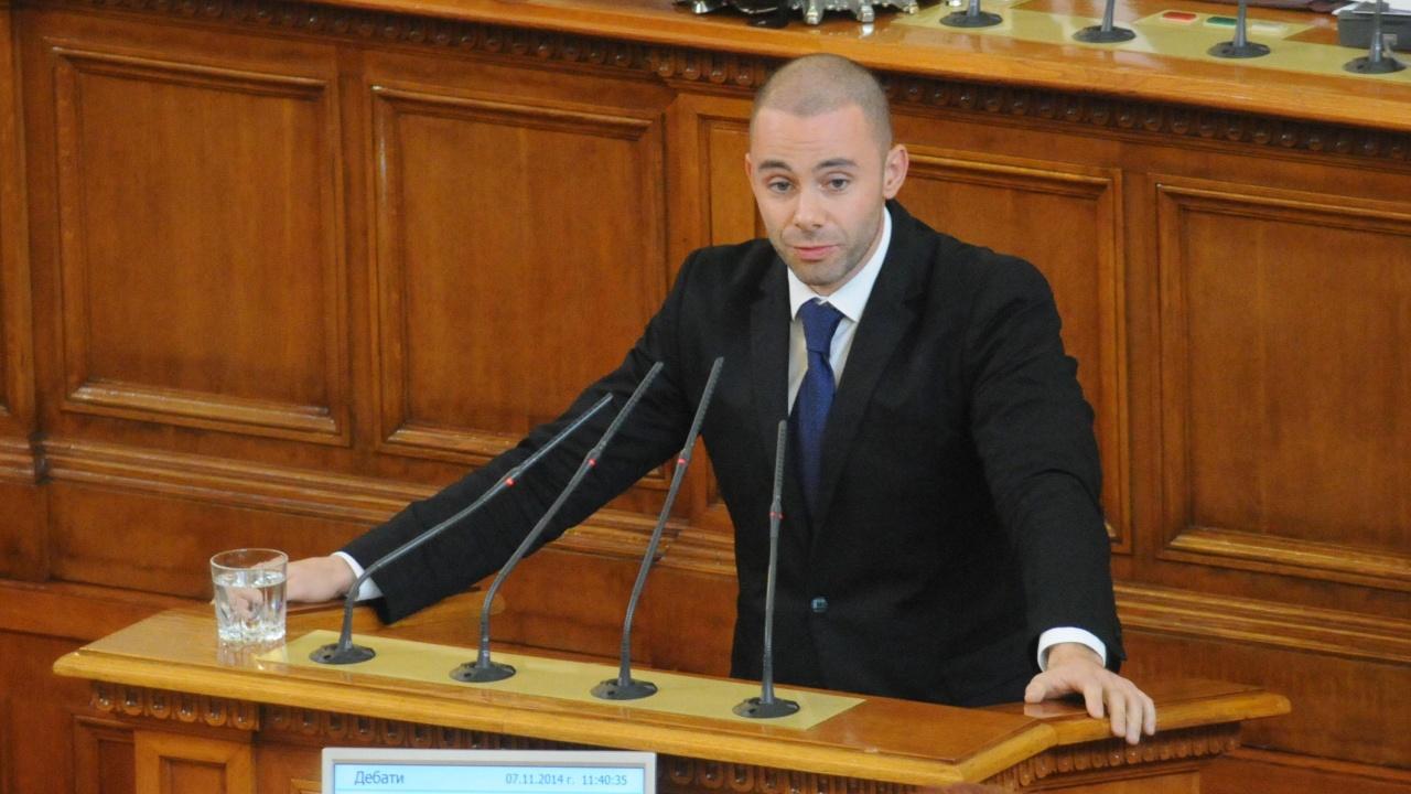 Ненков: На никого няма да липсва 46-ият парламент