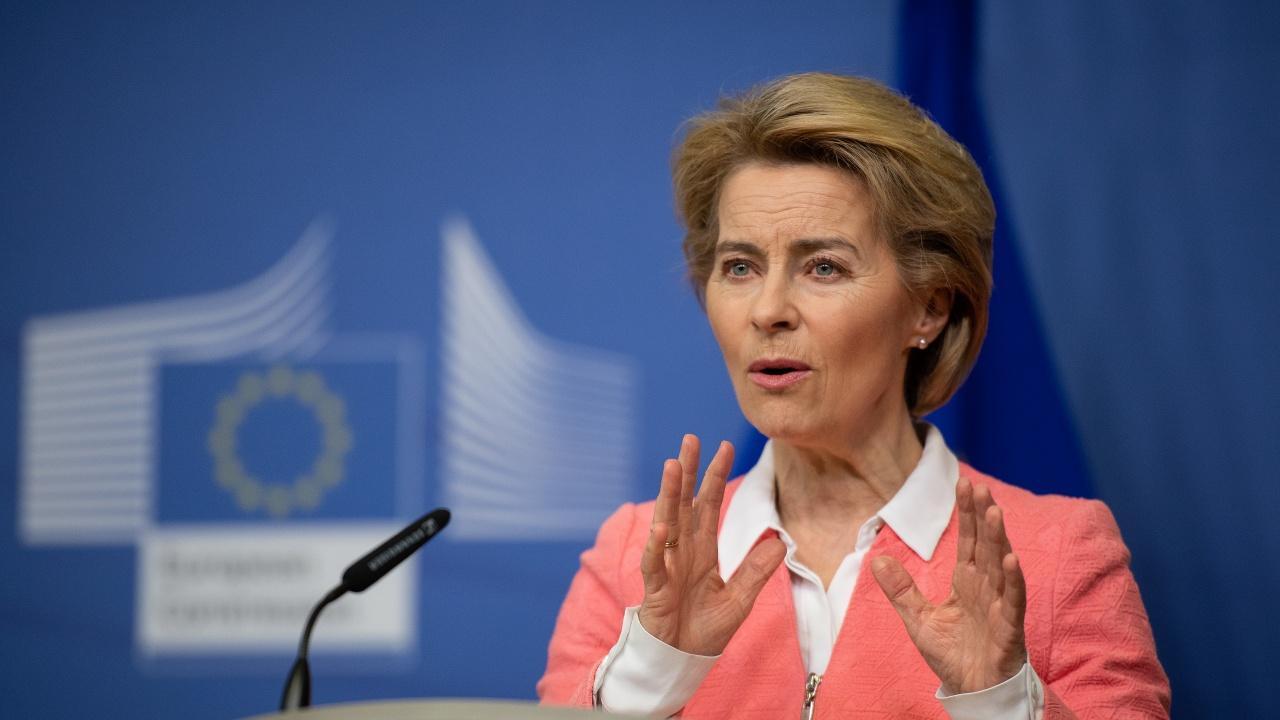 Фон дер Лайен: ЕС няма да повтори отново грешката с преждевременното връщане към бюджетна строгост