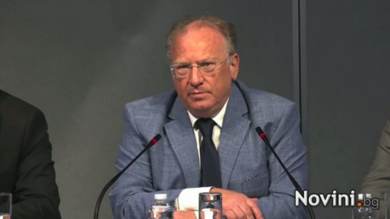 Светлан Стоев проведе телефонен разговор с  Яир Лапид