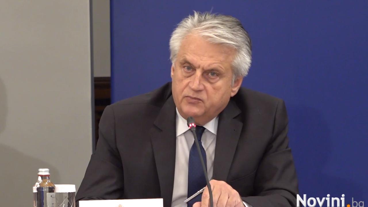 Бойко Рашков: МВР осигури честни избори, спира успешно и миграционния поток