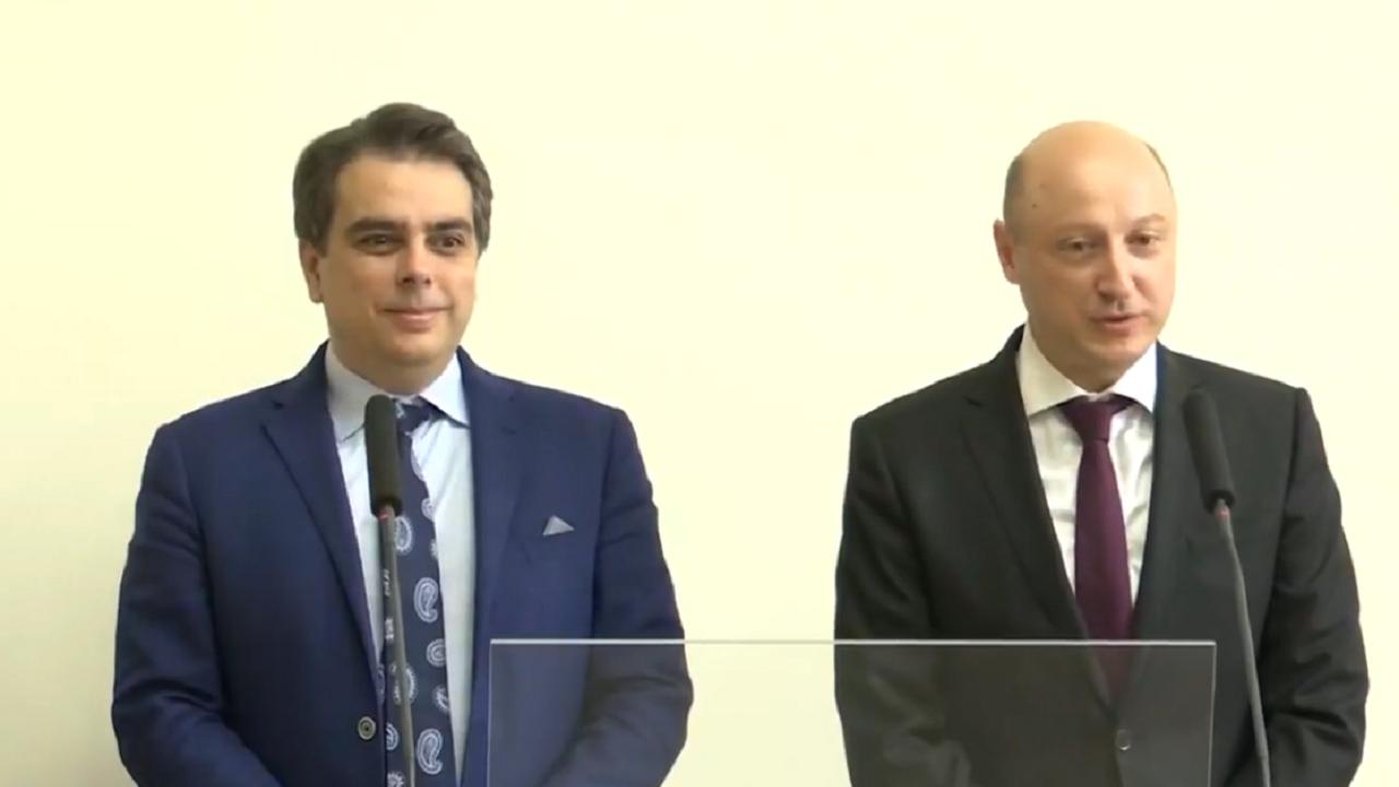 Асен Василев: Де факто сме приели еврото. Няма как да имаме партия за тези избори!