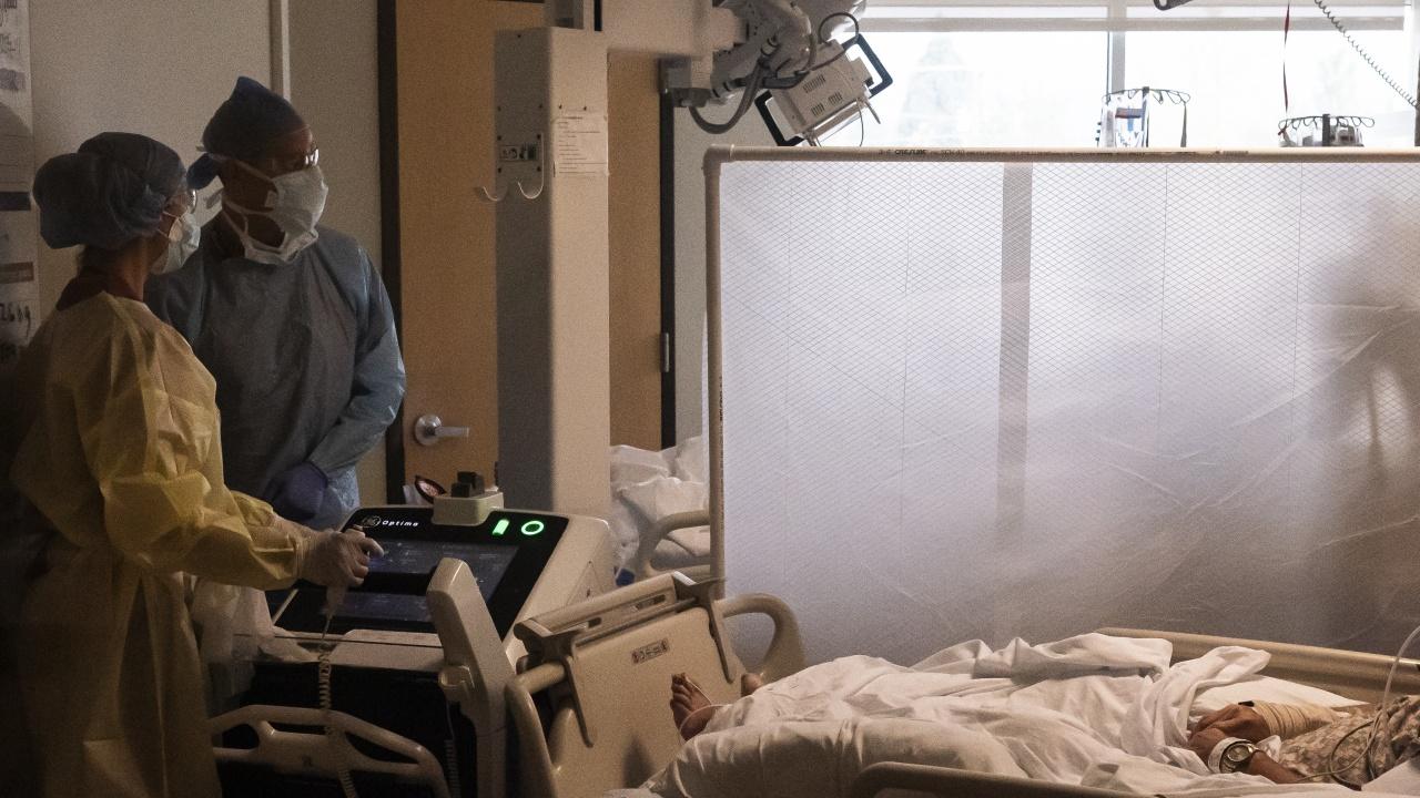 Албания е била с най-високо ниво на смъртност в резултат на COVID-19 в Европа през 2020 г.