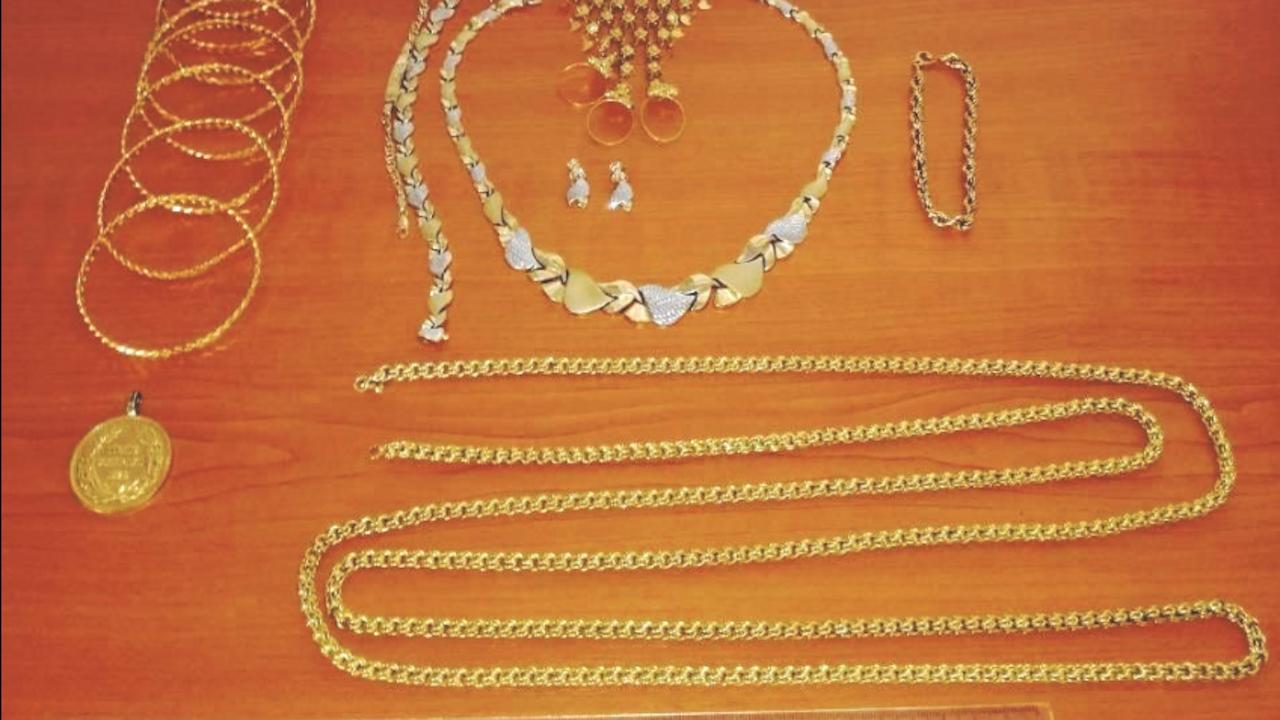 "Турски гражданин обвинен за контрабанда на златни накити за близо 200 000 лева през ""Капитан Андреево"""