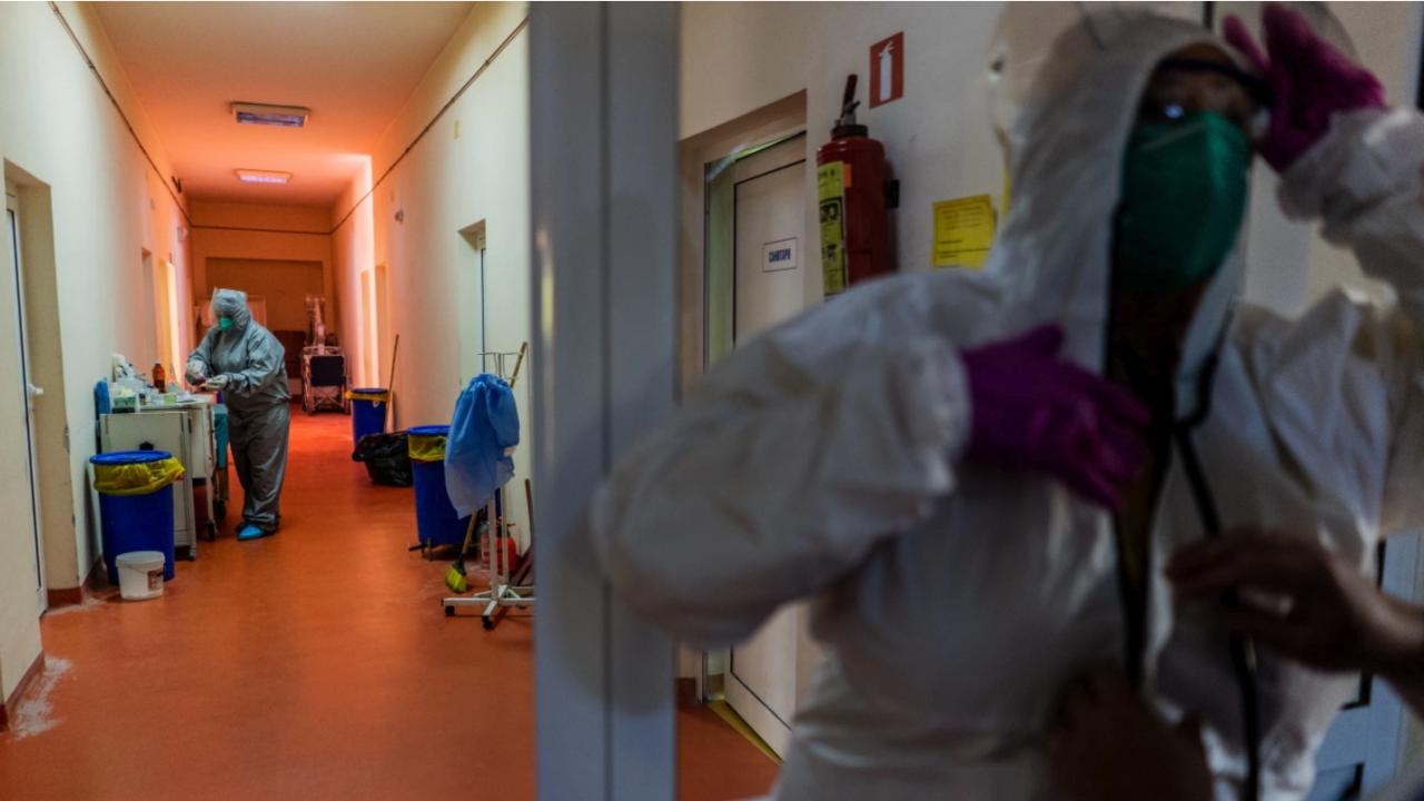 Нов епидемичен взрив от COVID-19 в Бургас, този път в кабелен завод