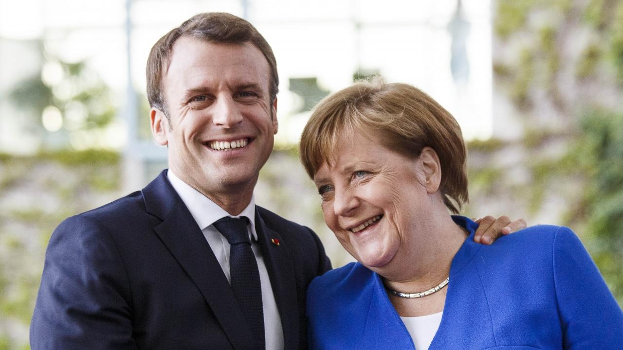 Макрон и Меркел ще се срещнат в Париж