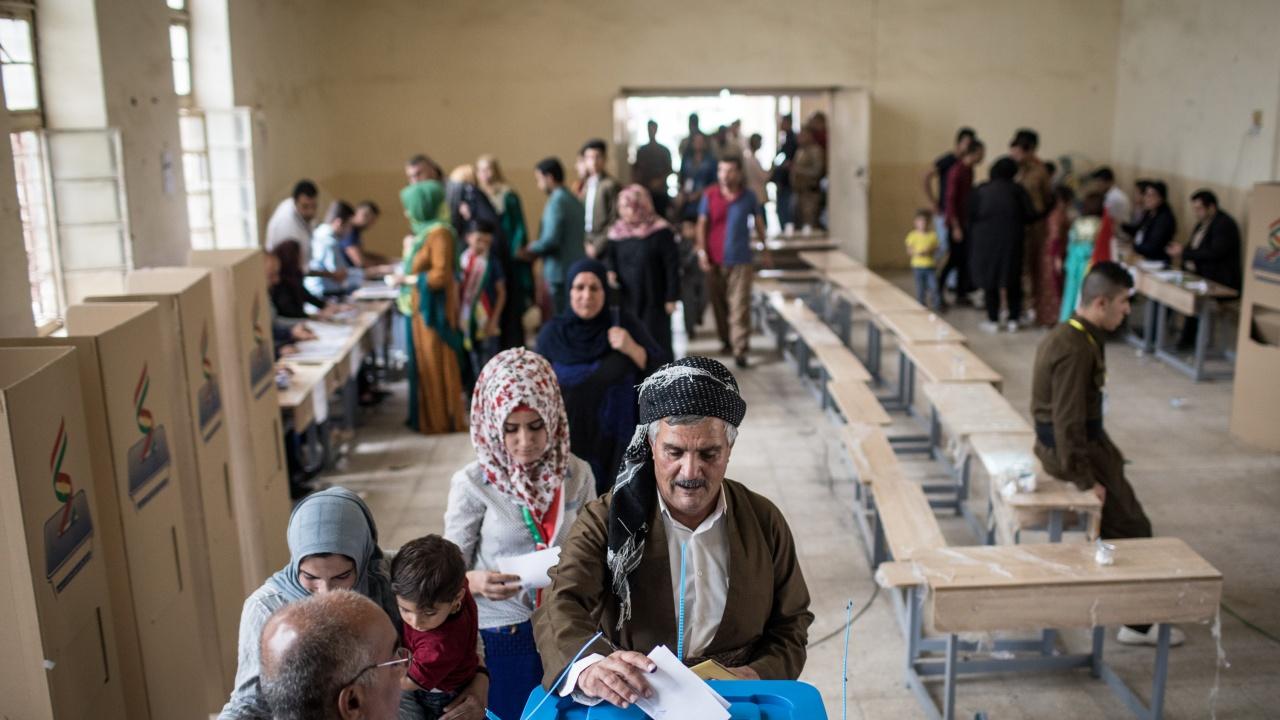 ЕС за първи път изпраща наблюдатели на парламентарни избори в Ирак