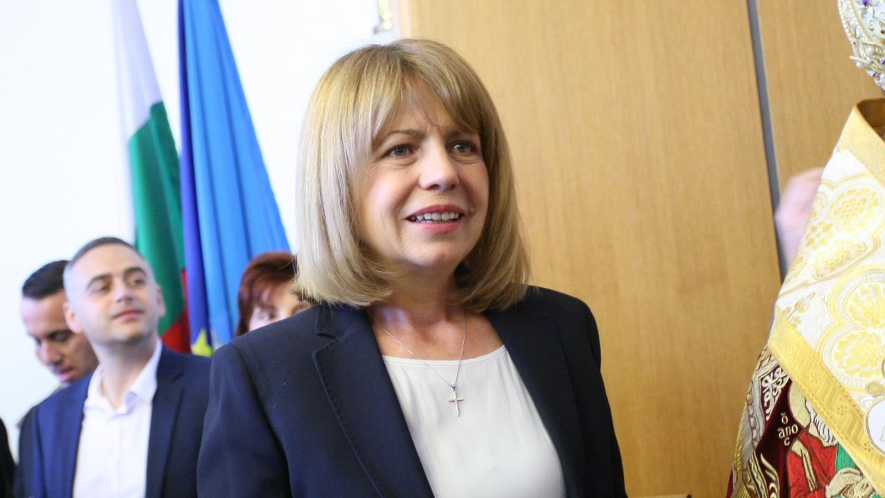 Фандъкова: София се гради от мечтите и таланта, от хъса и стремежите на всеки от вас