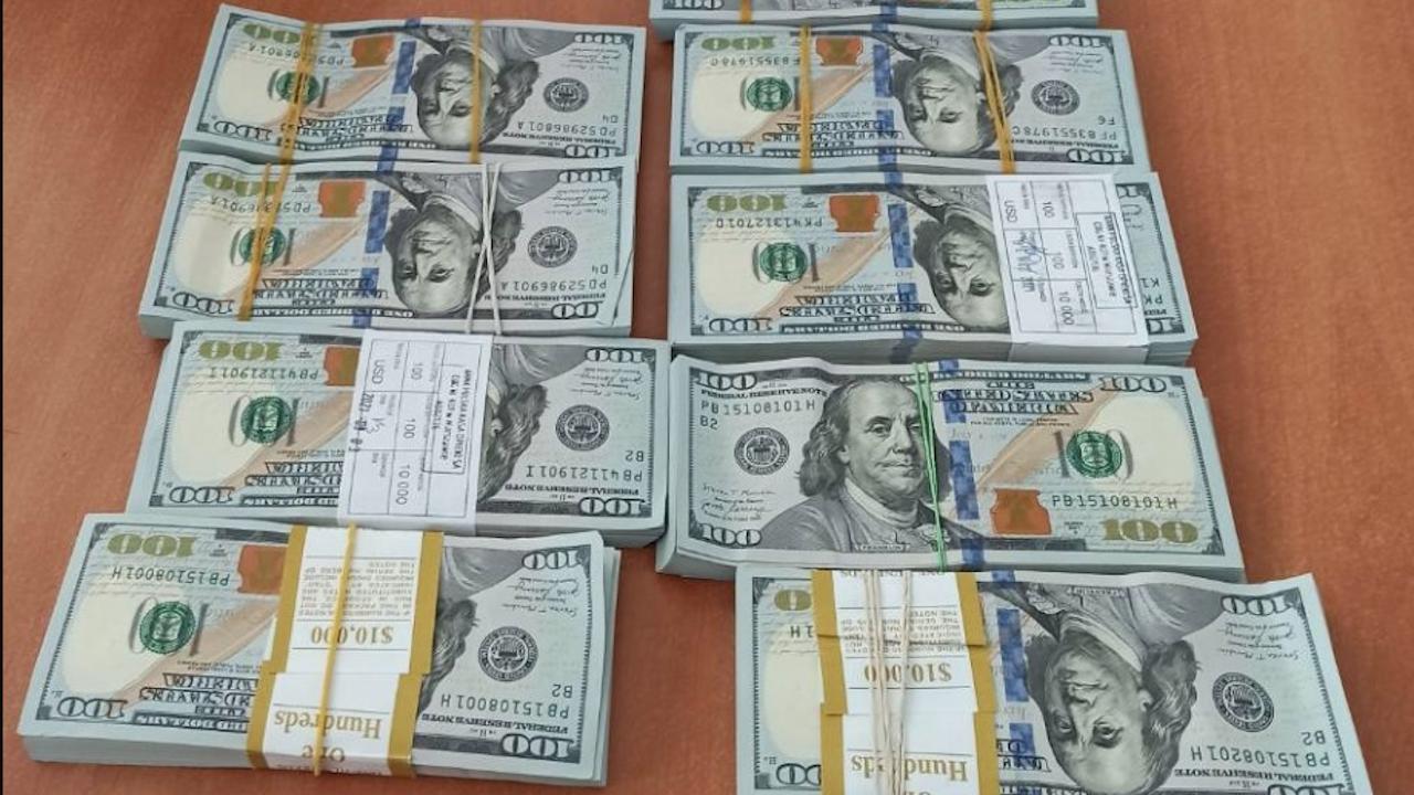 """Недекларирани над 127 000 долара откриха митничари на """"Капитан Андреево"""""""