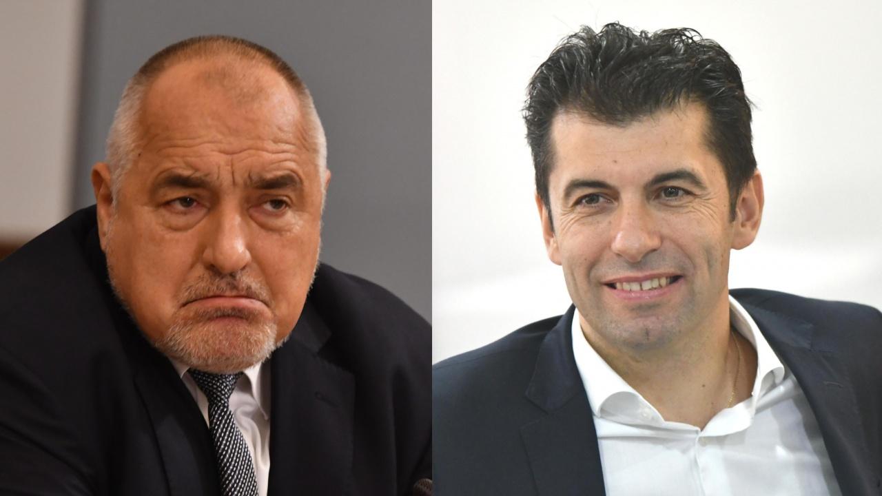 Галъп: ГЕРБ първи, но Борисов с исторически нисък рейтинг. Петков с рекордно одобрение