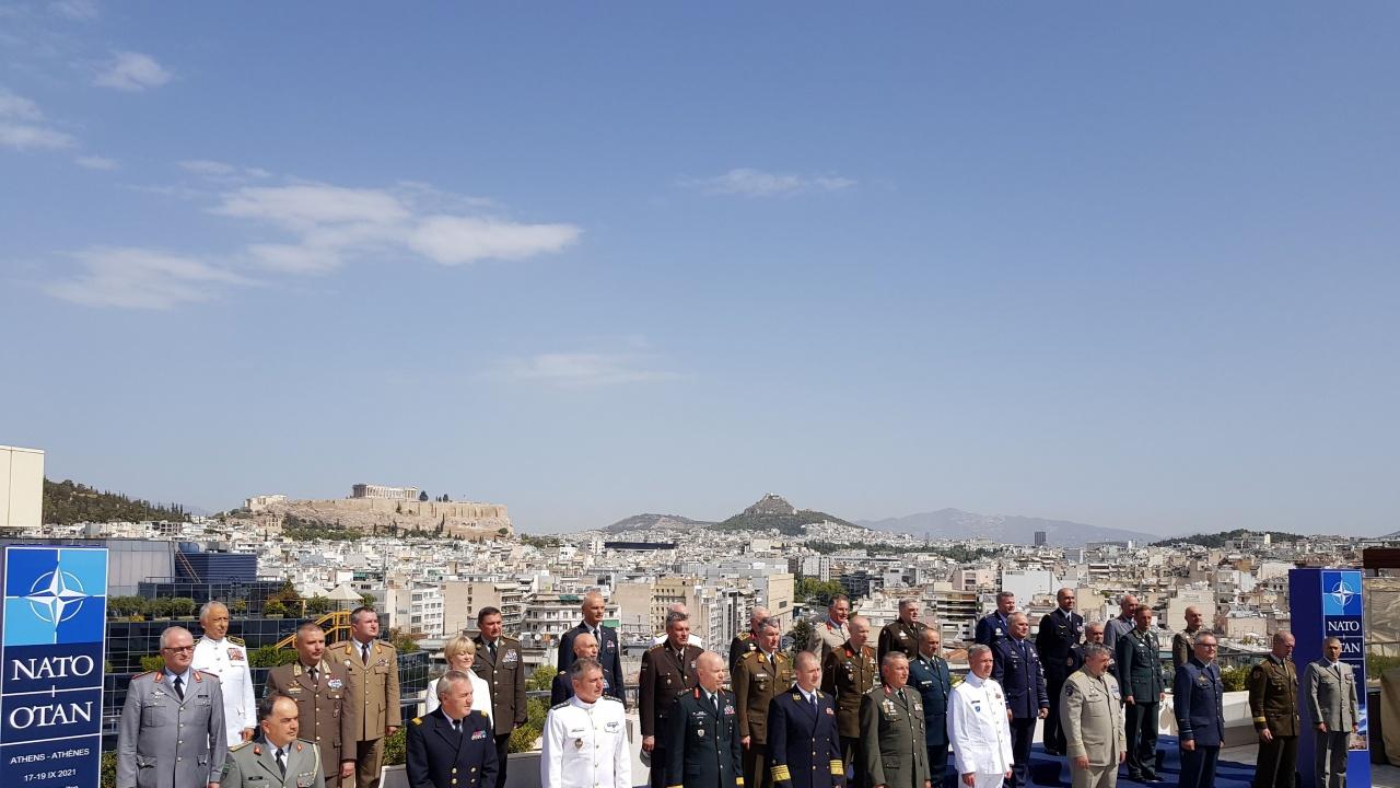 Началникът на отбраната: Сигурността е определяща за развитието на Западните Балкани
