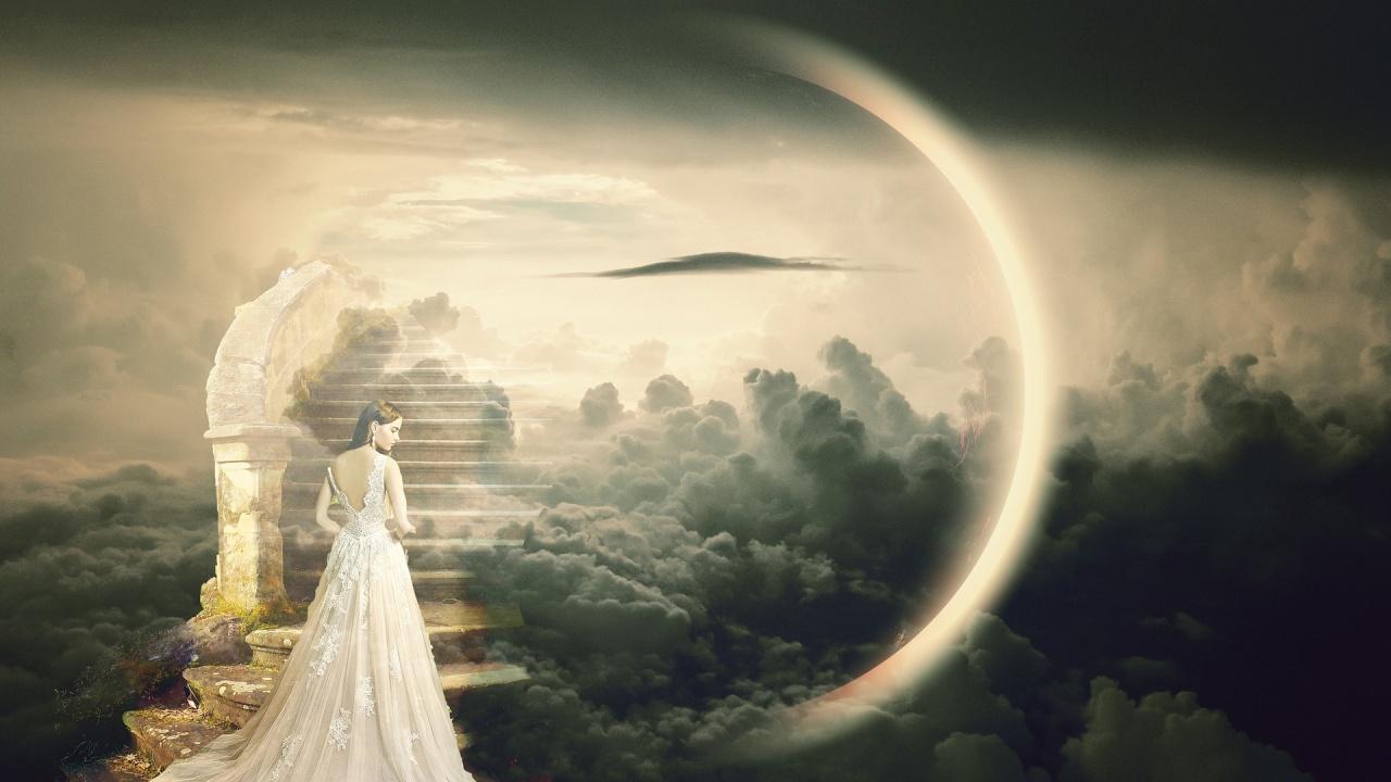 Отваря се врата между небето и земята и човек може да разбере неизвестното