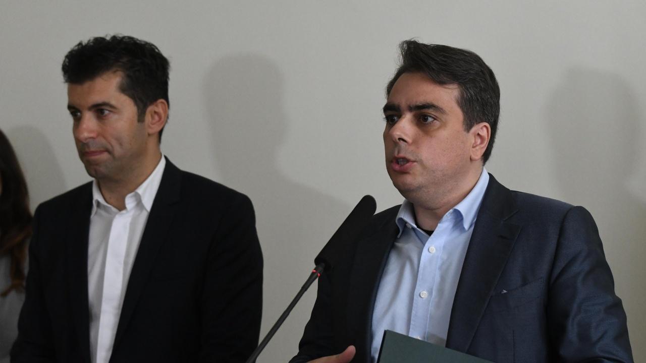 НА ЖИВО: Как Петков и Василев ще се борят за следващия парламент?