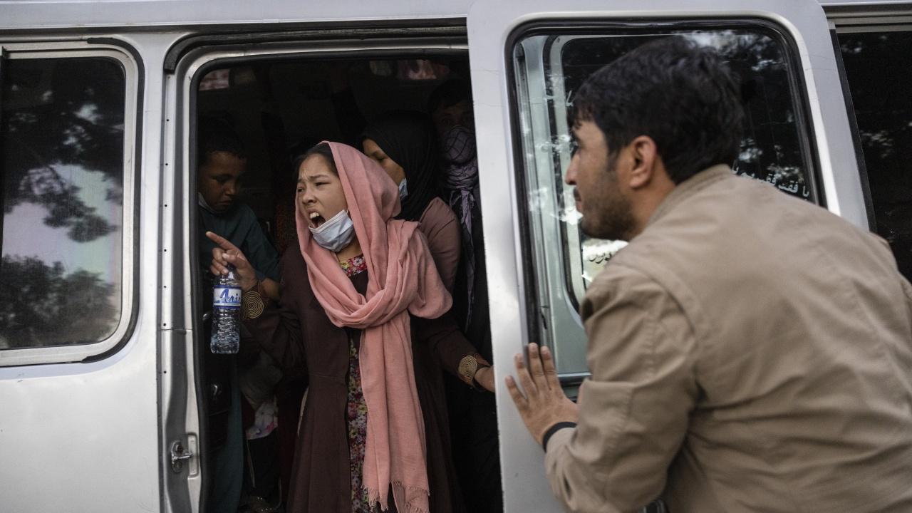 Афганистанки отново излязоха на улицата, за да настояват за зачитане на човешките им права