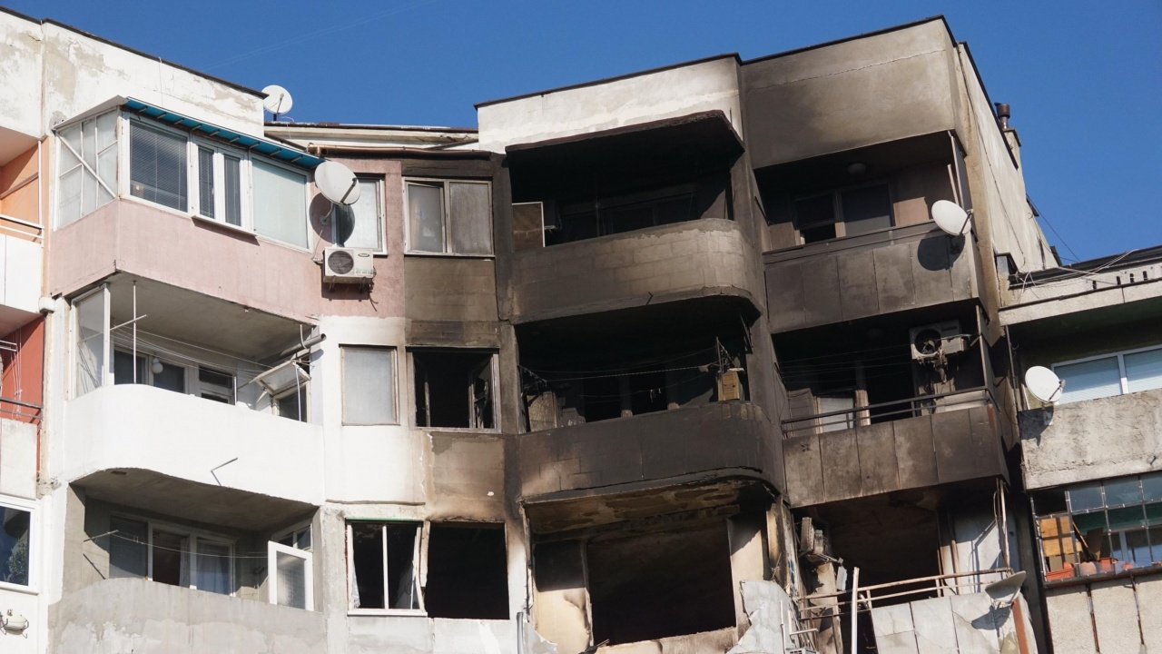 Взрив избухна в апартамент във Варна