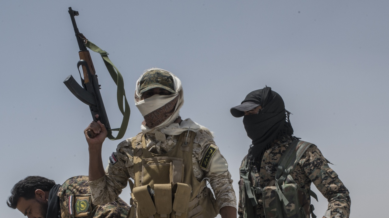 ИД пое отговорност за атаки срещу талибаните