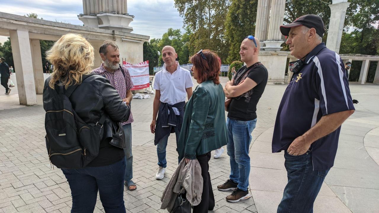 Прокуратурата погва случая с атакуван и затворен пункт за ваксинации във Варна