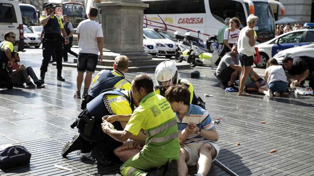 Простреляха петима в Каталуния, бременна жена загуби бебето си
