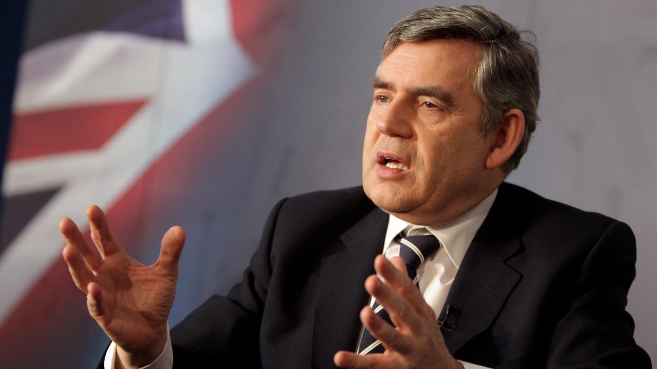 СЗО: Бившият британски премиер Браун е назначен за посланик на организацията по въпросите за глобалното финансиране