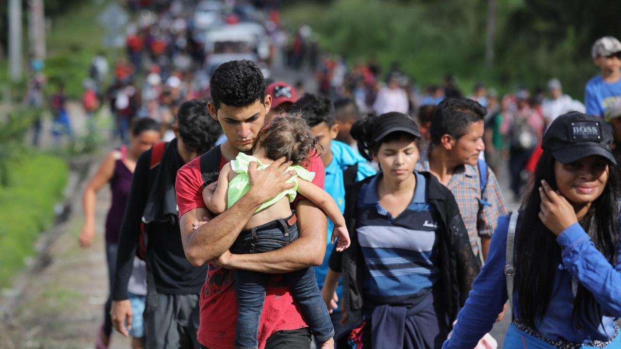 САЩ увеличават приема на бежанци
