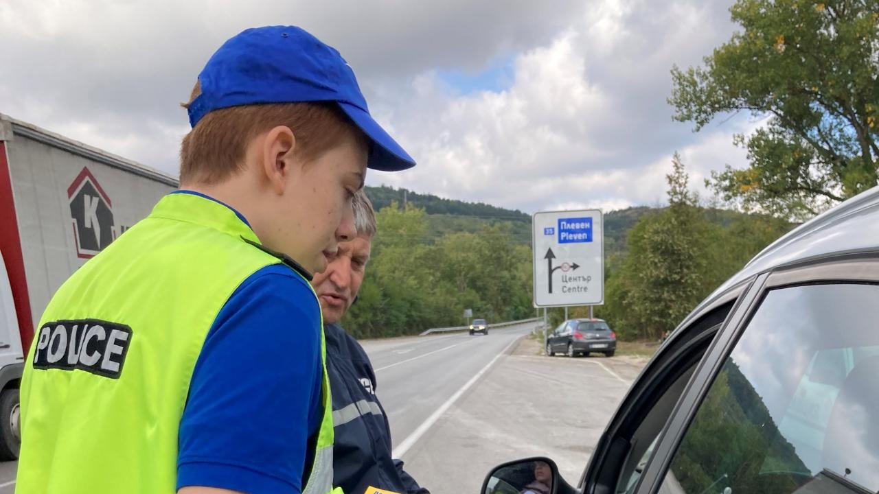Проведе се акция за пътна безопасност в Ловеч