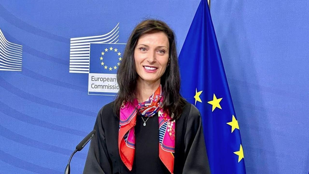 """Мария Габриел: Мобилното приложение """"Еразъм+"""" е стъпка напред към Европейската студентска карта"""