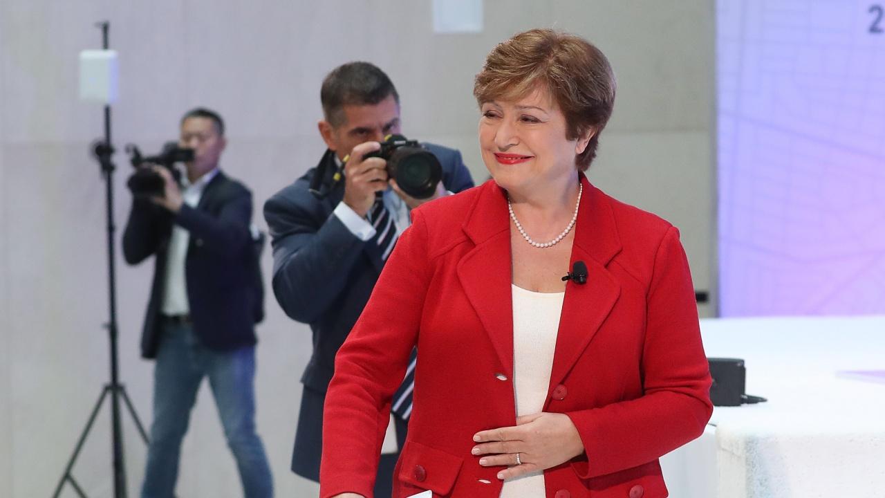 МВФ получи първи доклад  за ролята на Георгиева в скандала с манипулиране на данни
