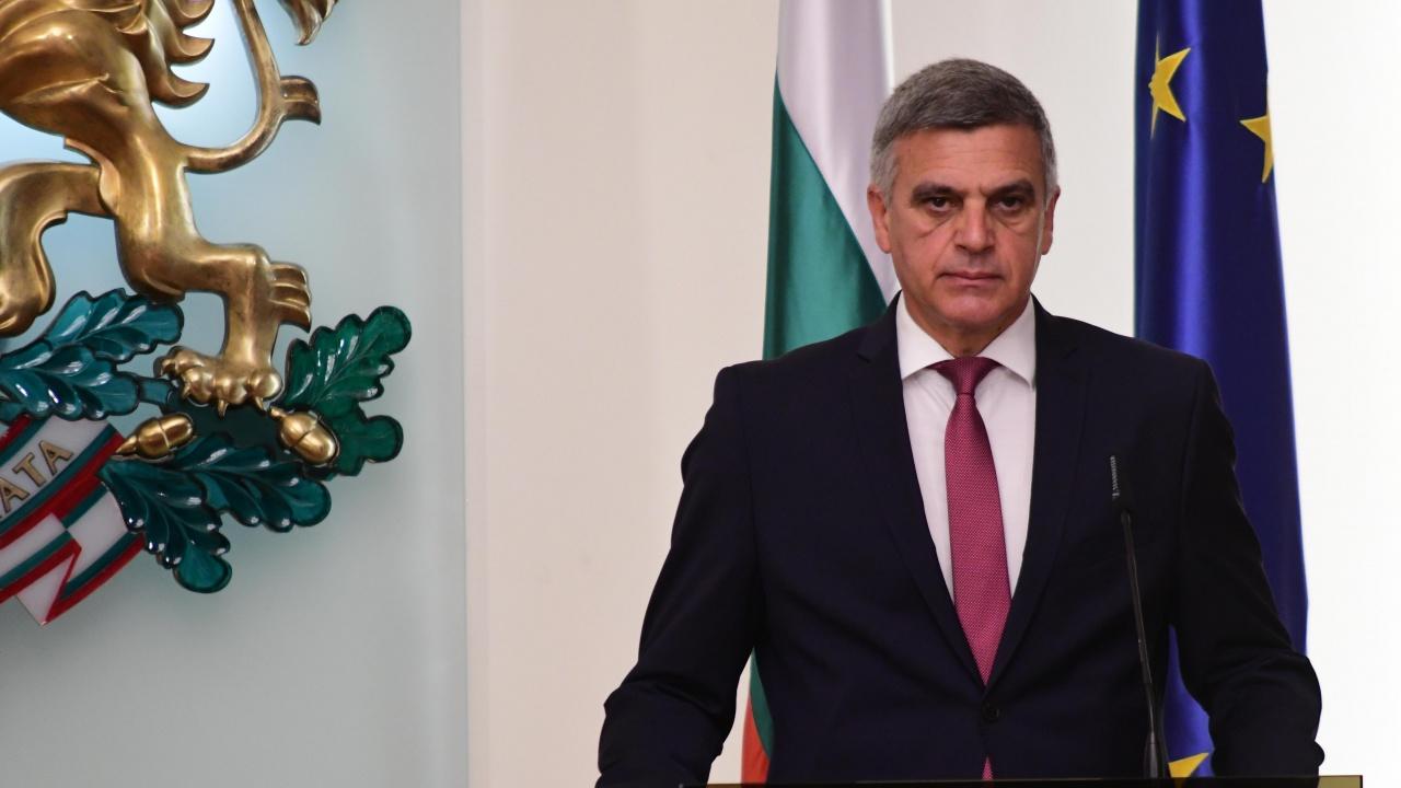 Стефан Янев: Наш дълг като общество е да осигурим просперитета на България